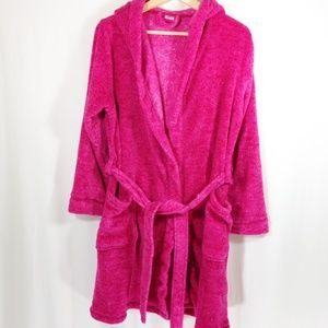 Like New Ulta Beauty Robe Hot Pink S/M